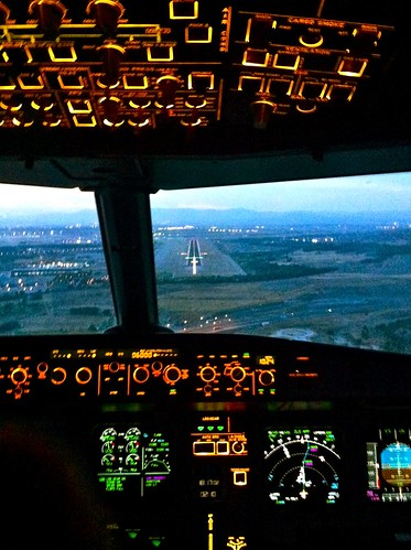 Landing in Madrid (MAD) | by LuisJouJR