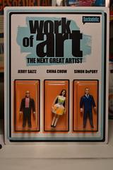 2012 Suckadelic Work of Art judges 3-pack