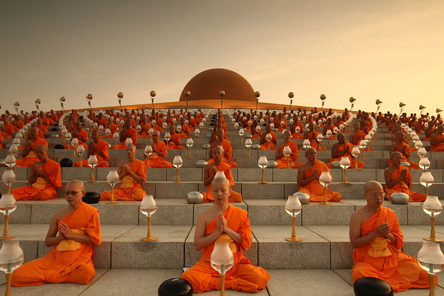 Magha Puja (Buddhist All Saints' Day)