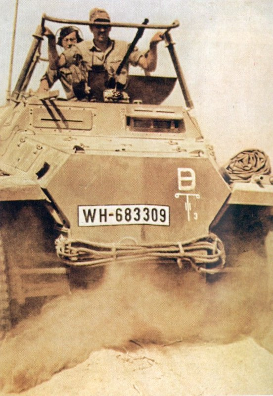 Nemecký Sdkfz-250