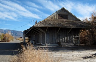 Keeler CA depot 1640a | by DB's travels