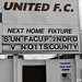 FA Cup Second Round Preparations - 03/12/11