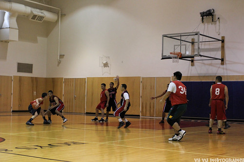 Wolves Basketball 12.3.11 | by Vethod