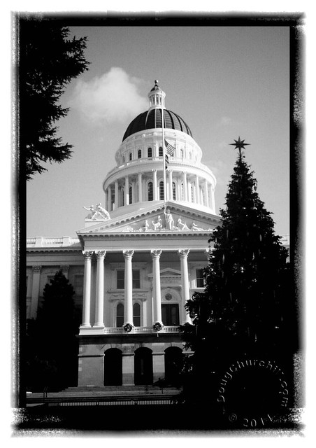 Xmas at the State Capitol