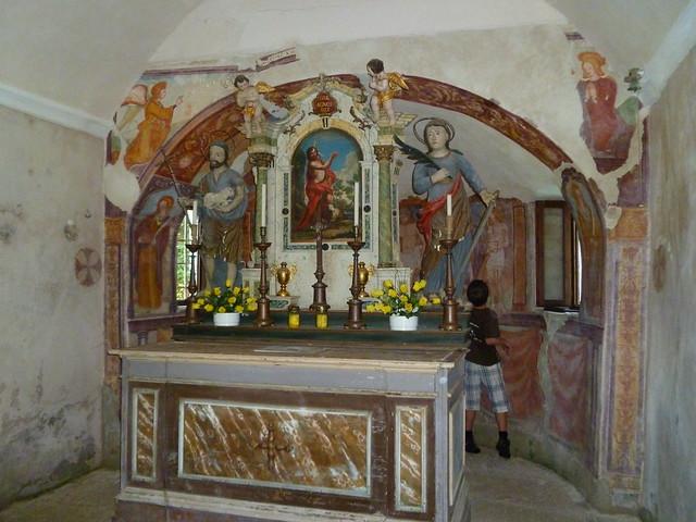 Chiesa di San Giovanni ai Prati Liendri