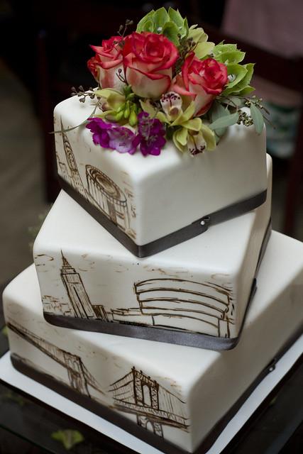 New York to San Francisco Wedding