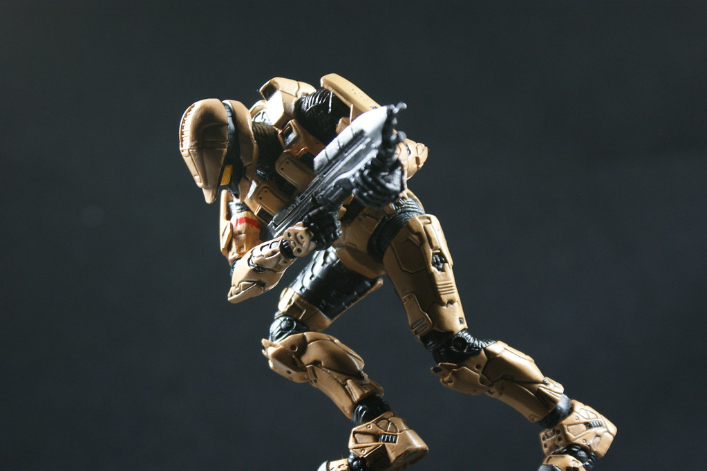 Halo 3 Scout Spartan | toothpicVic | Flickr