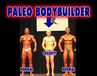 Paleo Crossfit Bodybuilder - Example of Paleo Diet Crossfit Paleolithic Caveman Bodybuilding SeriousStrength SlowBurn Fitness Muscles -6 | by Paleo-Caveman-Omnivore-LowCarb-Meat-Diet-Info