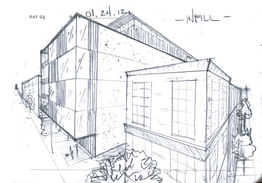 sketch 024 - january 24