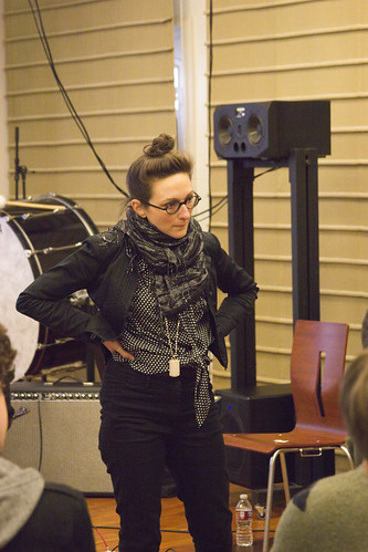 Songwriters Workshop with Shara Worden of My Brightest Diamond | by stanfordlive