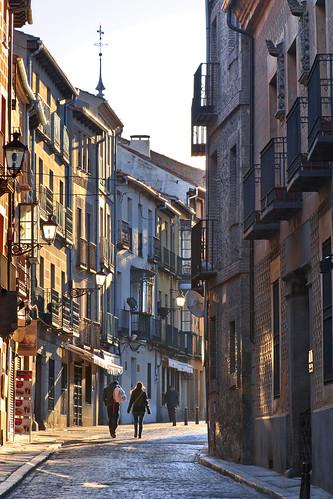 Marqués del Arco Street. Segovia. Castilla y León. Spain | by Tomás Fano