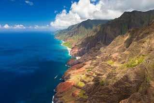 Napali Coast | by romainguy