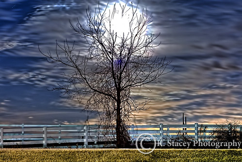 moonrise HDR | by Kevin Stacey (Thanks for the welcome back)