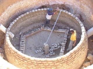 Construction de digesteurs pour une ferme, école et mosquée à Dayet Ifrah, Maroc