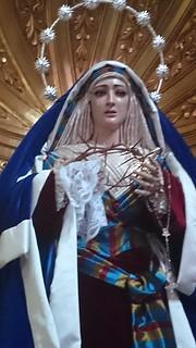 Nuestra Señora de las Lagrimas y del Consuelo