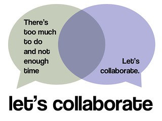 there's too much to do and not enough time / response: let's collaborate | by planeta