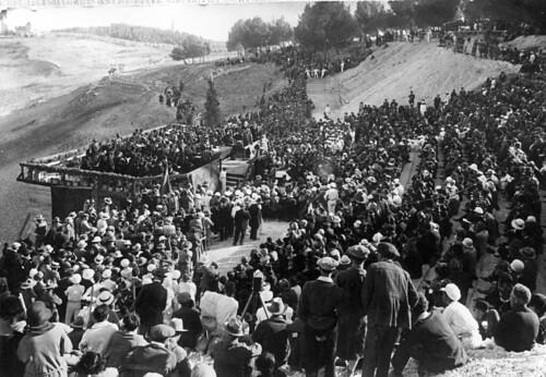Opening Ceremony of the Hebrew University, Mt. Scopus Campus, April 1925