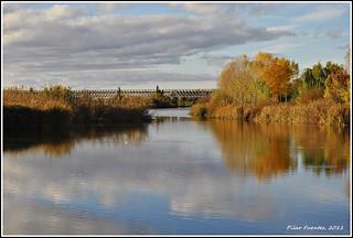 12 de 52 Paisaje - El río Guadiana a su paso por Mérida | by Marmotuca