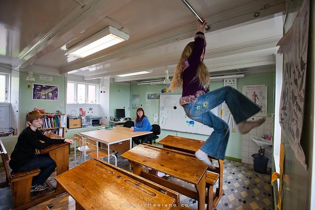 Mykines school