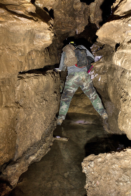 Andrew Luttrell 1, Broady Cave, Dekalb Co, TN
