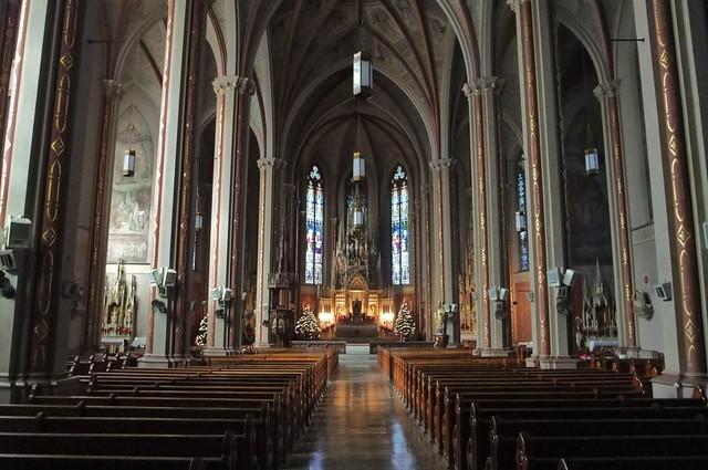 Oratory of St. Francis de Sales, St. Louis, MO