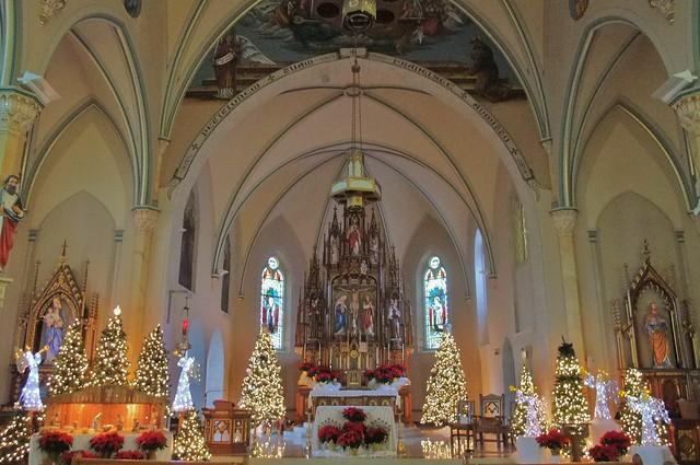 St. Francis of Assisi Catholic Church, Teutopolis, IL