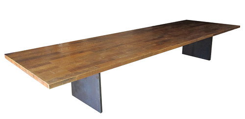 Industrial Table - 15' long | by urbanwoods123