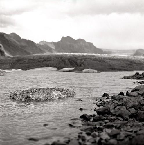 """Image titled """"Skaftafellsjökull, Iceland."""""""
