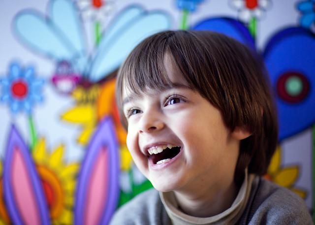 Fabrizio - Sorriso