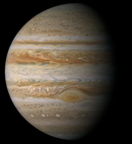 Jupiter - December 29 2000   by Kevin M. Gill