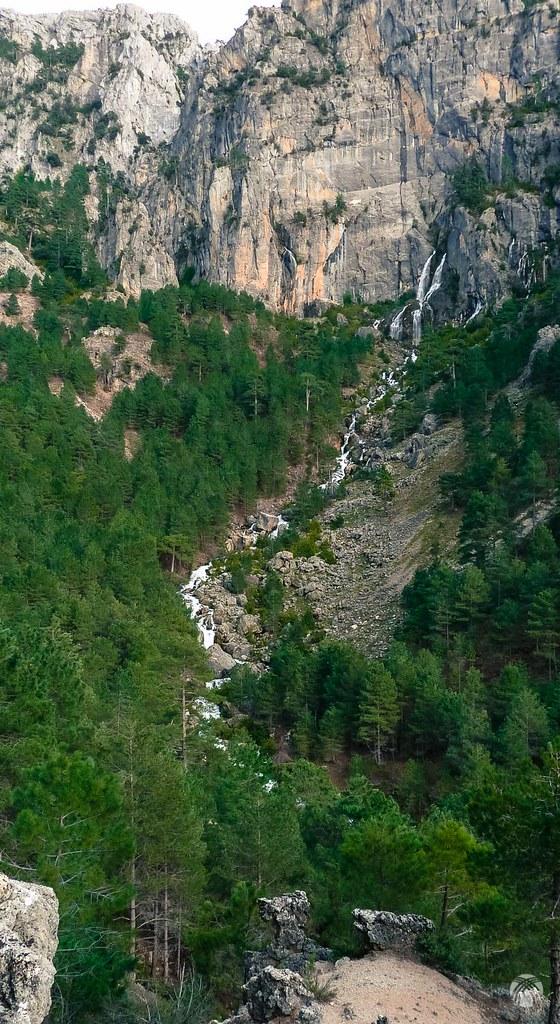 La cuenca alta del Aguasmulas