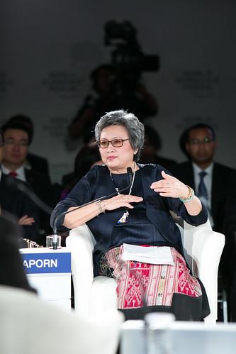 Battling over Asia's Economic Architecture   by World Economic Forum