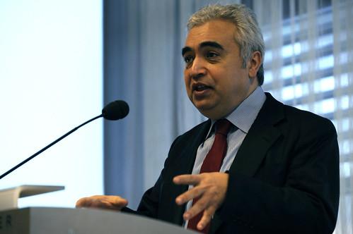 Fatih Birol (01112585) | by IAEA Imagebank