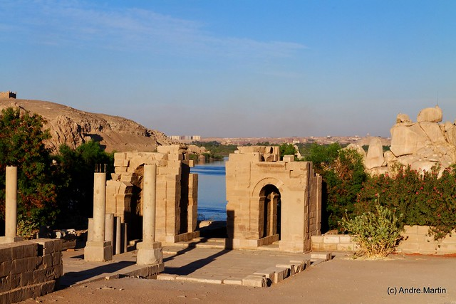 Temple de Philae (Egypt)