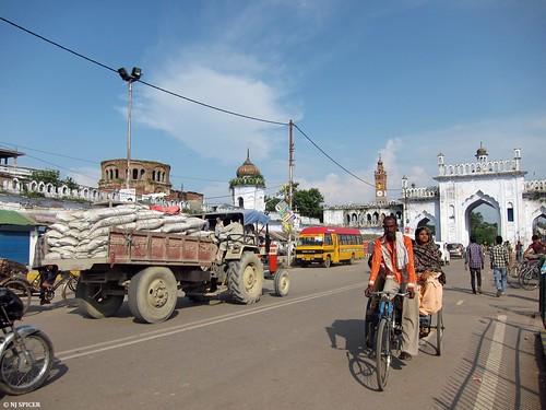 Lucknow, India | by neiljs