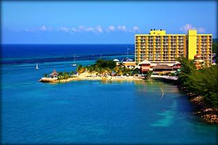 Morning Time - Ocho Rios, Jamaica