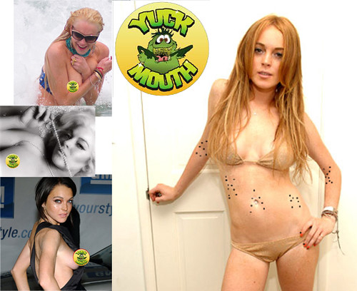 Lindsay Lohan poses nude for Playboy -report | Inquirer