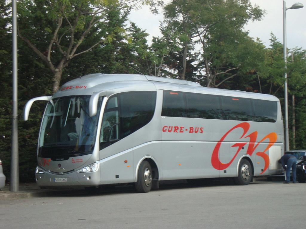 Gure Bus 5778 Gmg Scania Irizar Pb De La Empresa Gure Bus Flickr