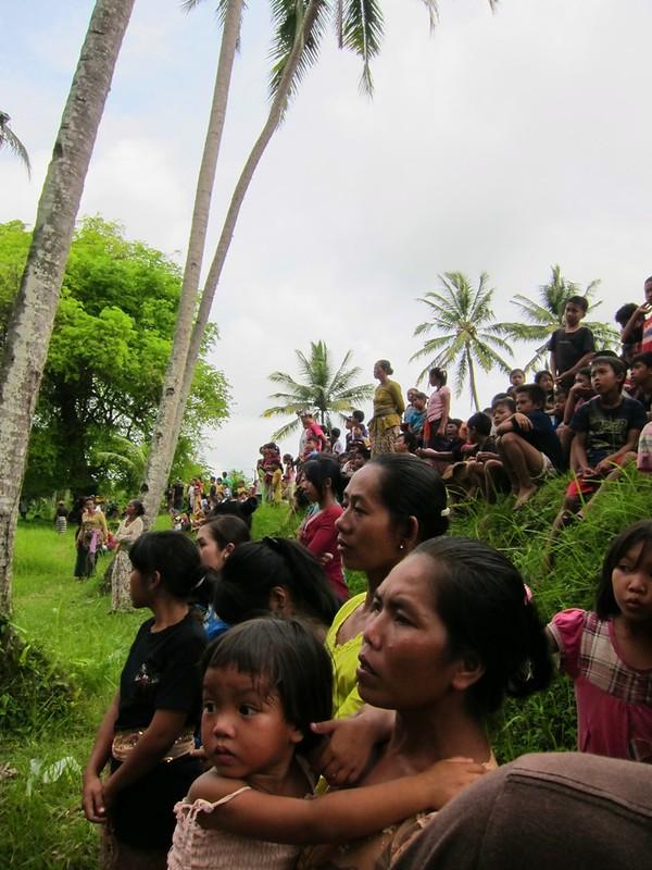 Cremation Ceremony, Pejeng, Bali, Indonesia