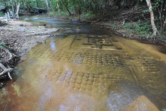 Kbal Spean site, Cambodia