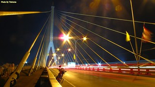Rama 8 Bridge, Bangkok, Thailand. | by Tiniroma ^^