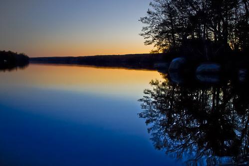 travel sunset landscape massachusetts newengland canonrebelxt canon28135mm wallumlake douglasstatefores