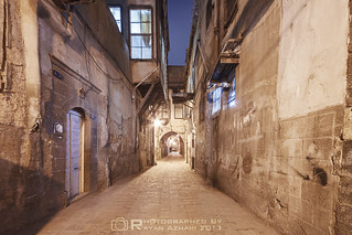 The old city of Damascus, Syria  | The old city of Damascus