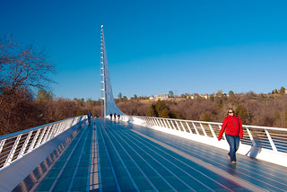 Sundial Bridge | by sirgious