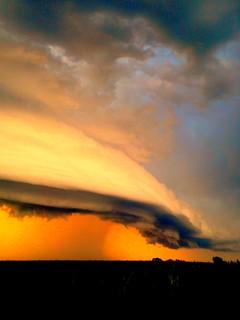 080711 - Nebraska Supercell / Arcus / Shelf Cloud! | by NebraskaSC Severe Weather Photography Videography