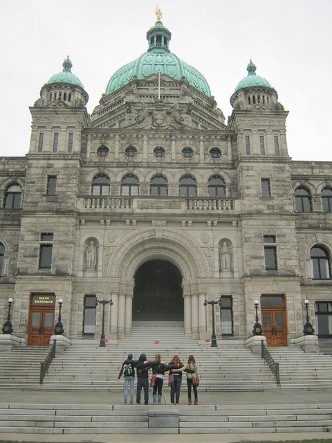 Group outing to Victoria