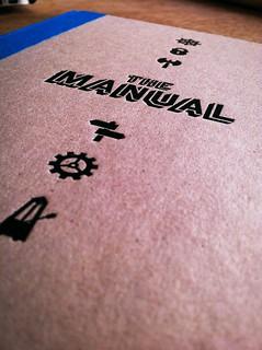 The Manual #2 just landed in Geneva…
