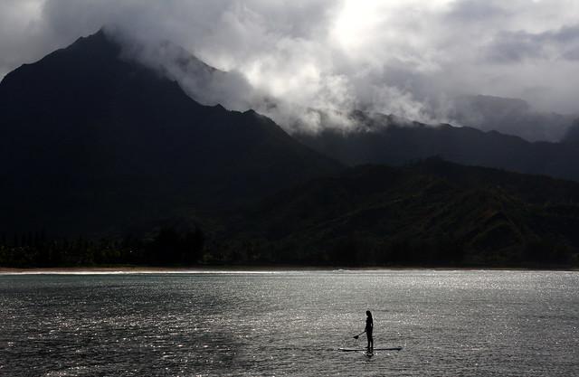 Surfing in Eden (Explored)