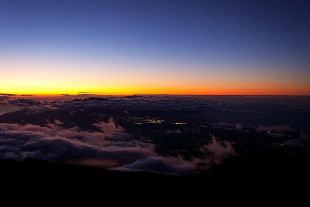 Haleakela Sunset 5829