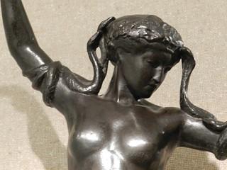 « Danseuse aux serpents » par Paul Landowski